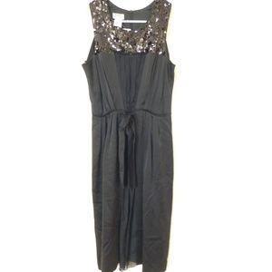 NWT Philosophy Di Alberta Ferretti Black Dress